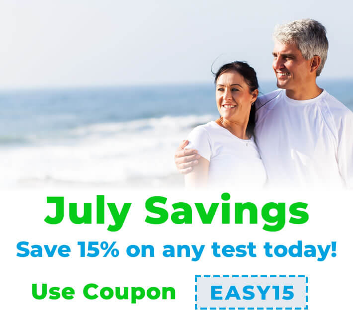 July savings mobile banner