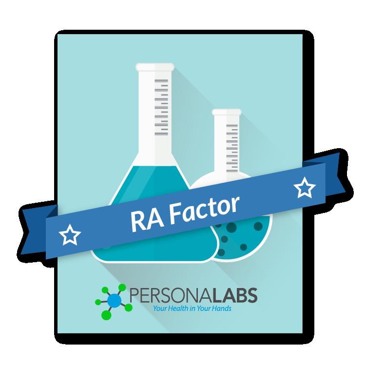 Rheumatoid Arthritis Blood Test Personalabs
