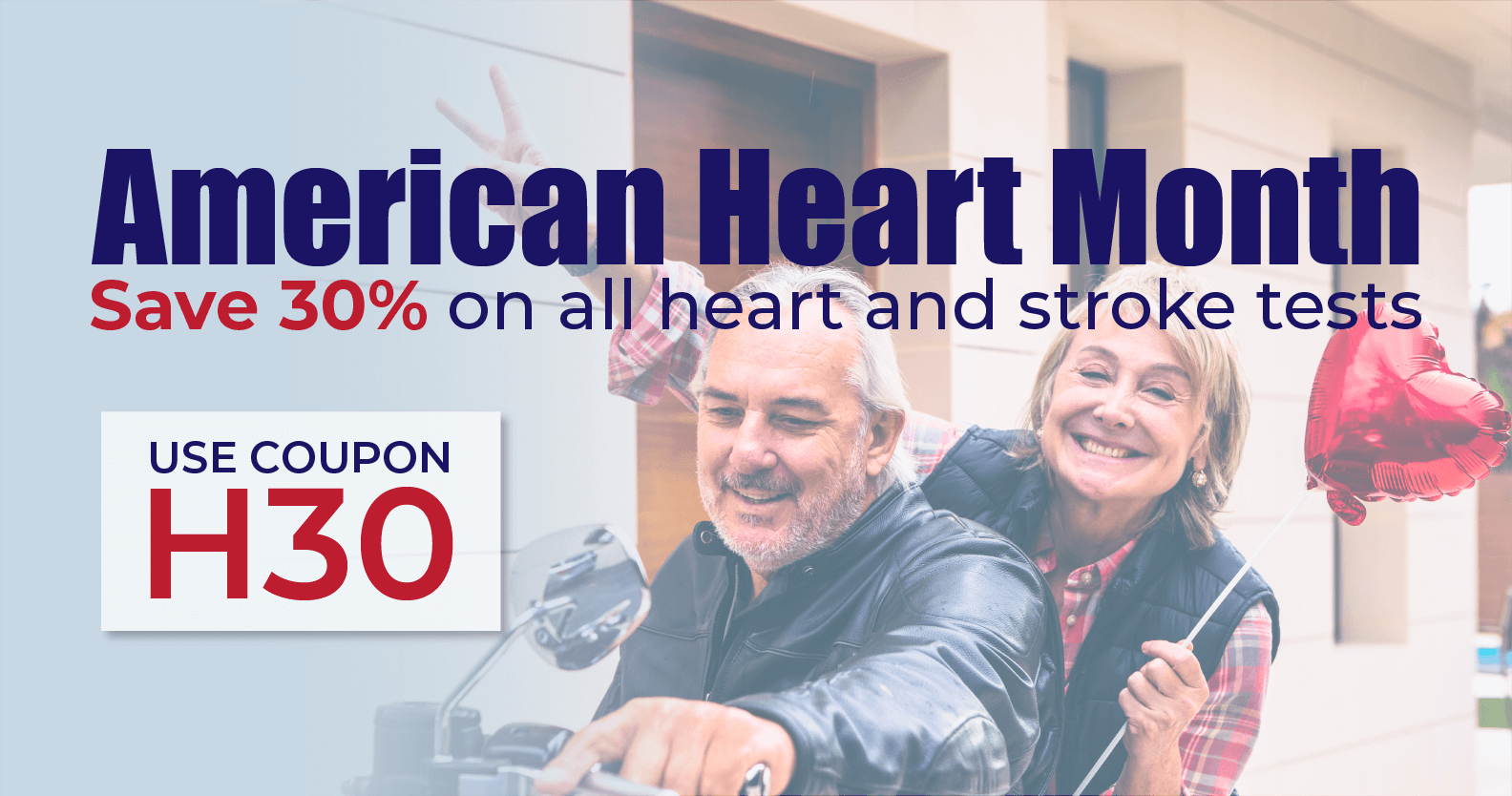 American Heart Month - Banner - compressed
