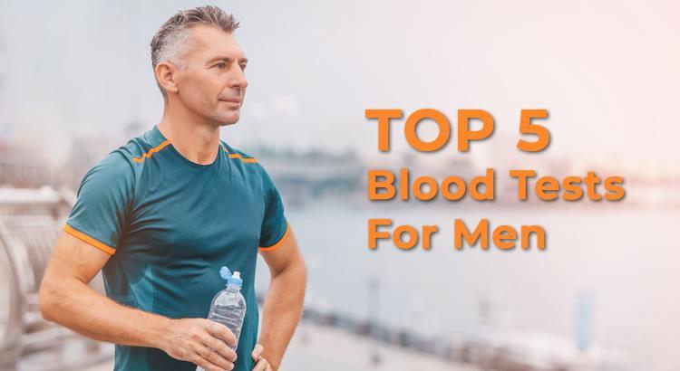Top 5 Tests For Men