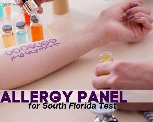 allergy panel for south Florida