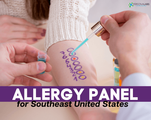 Allergy Panel for Southeast United States