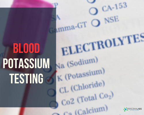blood potassium