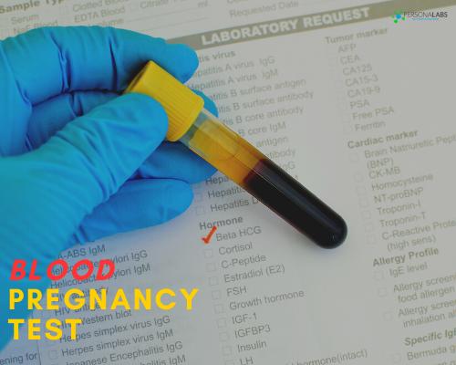 blood pregnancy