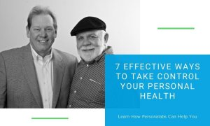 7 effective ways to take control of your personal health