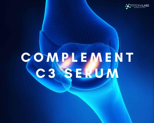 complement c3 serum