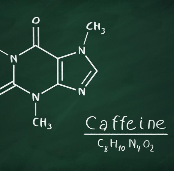 caffeine chemicals