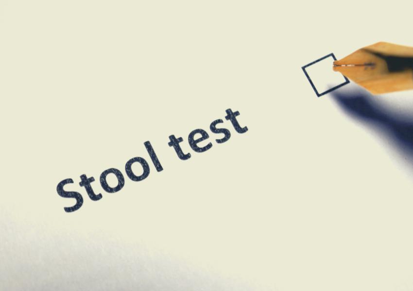 Stool test